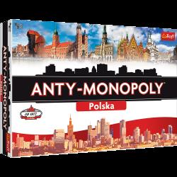 Anty-monopoly Polska, Gra