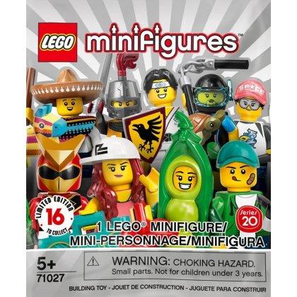 LEGO 71027 Minifigures - Series 20