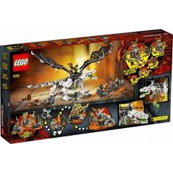 LEGO 71721 Skull Sorcerer's Dragon