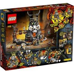 LEGO 71722 Loch szkieletowego czarownika