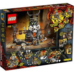 LEGO 71722 Skull Sorcerer's Dungeons