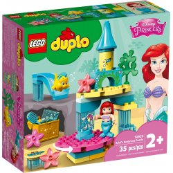 LEGO DUPLO 10922 Podwodny zamek Arielki