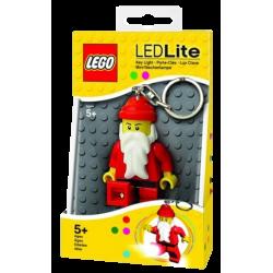 LEGO LGL-KE25 Brelok Latarka Święty Mikołaj