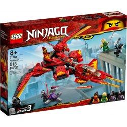 LEGO 71704 Pojazd bojowy Kaia