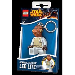 LEGO LGL-KE59 Brelok Latarka Admirał Ackbar Star Wars