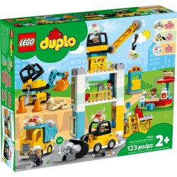 LEGO 10933 Tower Crane & Construction