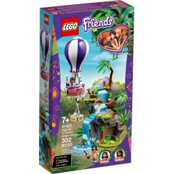 LEGO 41423 Tiger Hot Air Balloon Jungle Rescue