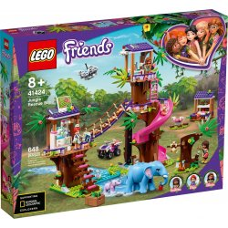 LEGO 41424 Jungle Rescue Base