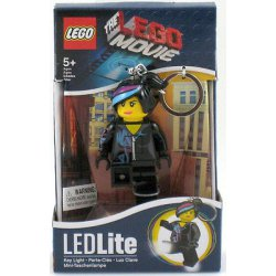 LEGO LGL-KE76 Brelok Latarka Żyleta / Wyldstyle Movie