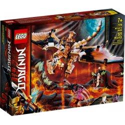 LEGO 71718 Bojowy smok Wu