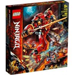 LEGO 71720 Fire Stone Mech