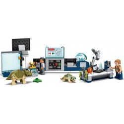 LEGO 75939 Dr. Wu's Lab: Baby Dinosaurs Breakout