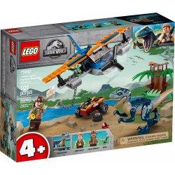 LEGO 75942 Velociraptor: Biplane Rescue Mission