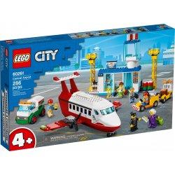 LEGO 60261 Centralny port lotniczy