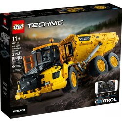 LEGO 42114 Wozidło przegubowe Volvo 6x6