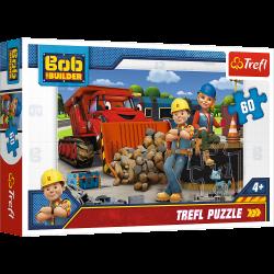 Puzzle 60 el. Bob i Wendy