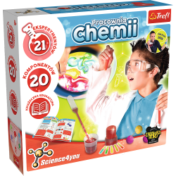 Pracownia Chemii 61116 Science4you
