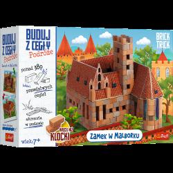 BRICK TRICK Podróże Zamek w Malborku 61384