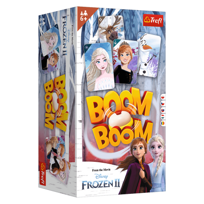 Gra Boom Boom Kraina Lodu II Trefl 01912