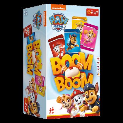 Gra Boom Boom Psi Patrol Trefl 01911