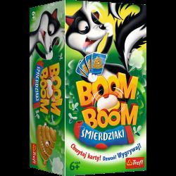 Gra Boom Boom - Śmierdziaki Trefl 01910