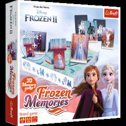 Gra Frozen II Memories Trefl 01753