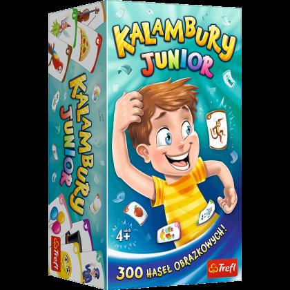 Gra Kalambury Junior Trefl 01913