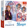 Gra Memos Frozen 2 Trefl 01931