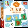 Gra Zwierzaki / ABC Malucha Trefl 01940