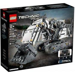 LEGO 42100 Koparka Liebherr R 9800