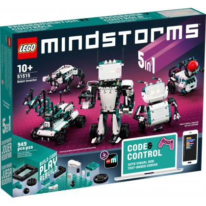 LEGO 51515 Wynalazca robotów MINDSTORMS®