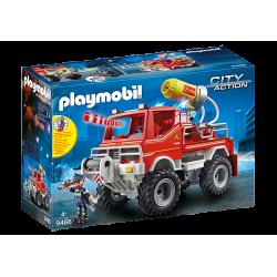 playmobil 9466 Terenowy wóz strażacki