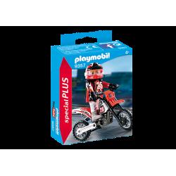 playmobil 9357 Kierowca motocrossowy