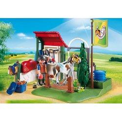 playmobil 6929 Myjnia dla koni