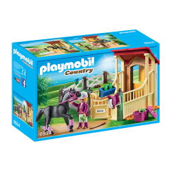 """playmobil6934 Boks stajenny """"Araber"""""""