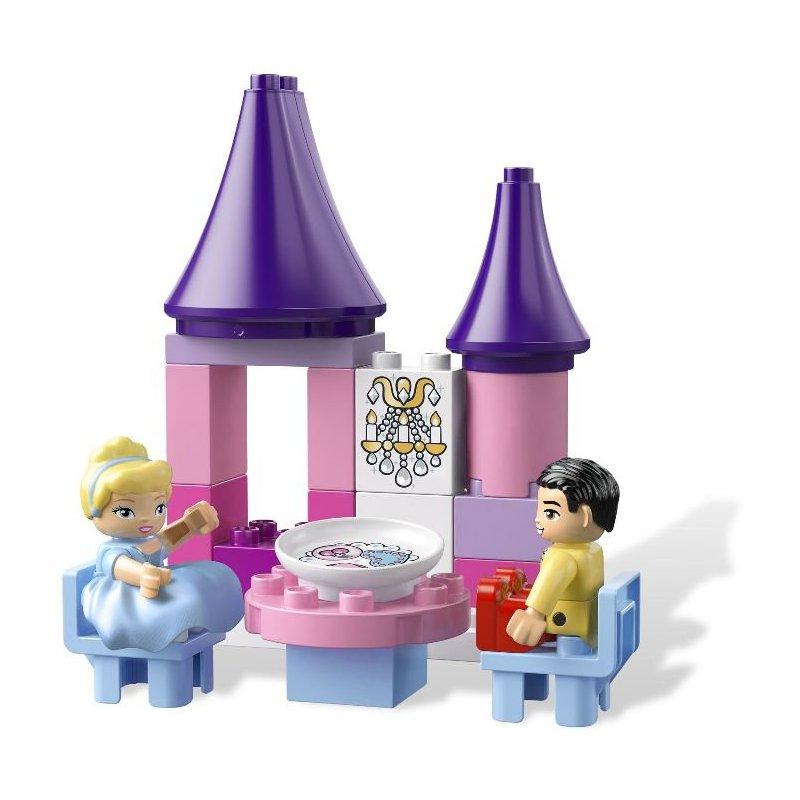 Lego 6154 Pałac Kopciuszka Klocki Lego Duplo Mojeklocki24