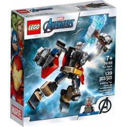 LEGO 76169 Opancerzony mech Thora