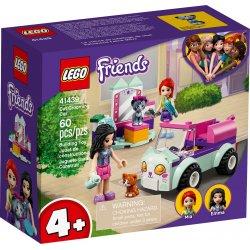 LEGO 41439 Samochód do pielęgnacji kotów