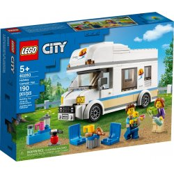 LEGO 60283 Wakacyjny kamper