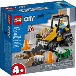 LEGO 60284 Roadwork Truck
