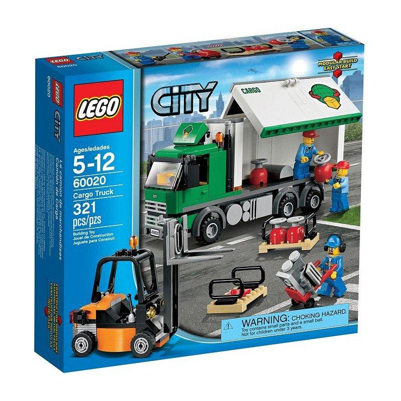 lego 60020 cargo truck lego174 sets city mojeklocki24