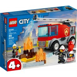 LEGO 60280 Fire Ladder Truck