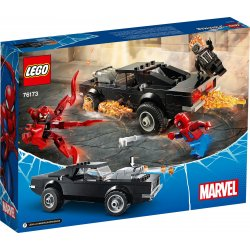LEGO 76173 Spider-Man and Ghost Rider vs. Carnage