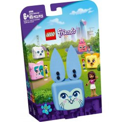 LEGO 41666 Kostka Andrei z królikiem