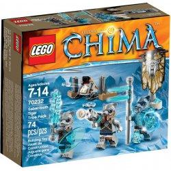 LEGO 70232 Plemię Tygrysów Szablozębnych