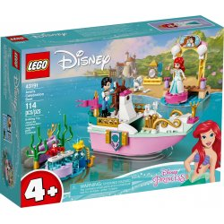 LEGO 43191 Ariel's Celebration Boat
