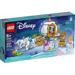 LEGO 4319 Cinderella's Royal Carriage