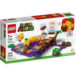 LEGO 71383 Trujące bagno Wigglera - zestaw rozszerzający