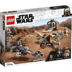 LEGO 75299 Trouble on Tatooine