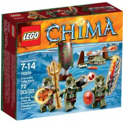 LEGO 70231 Crocodile Tribe Pack